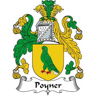 Poyner Family Crest
