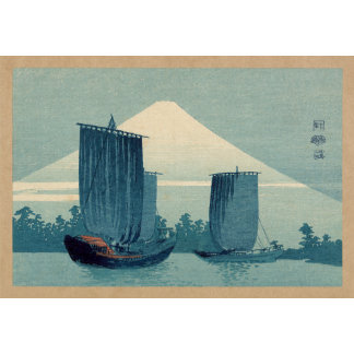 Vintage Chinese & Asian Art Posters