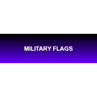 MILITARY FLAGS & SYMBLES