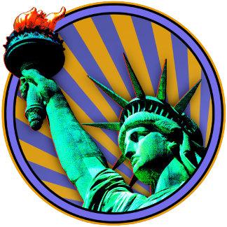 ➢ Statue of Liberty Emblem