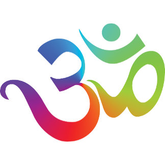 Colorful Om T-Shirts Gifts Cards