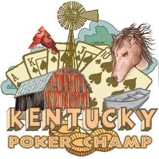 Kentucky Poker Champion
