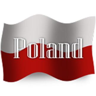 Poland Waving Flags