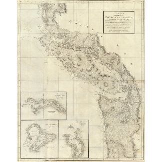 Coast of North West America 2
