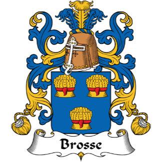 Brosse Family Crest