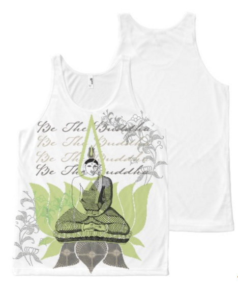 Be the Buddha Slogan