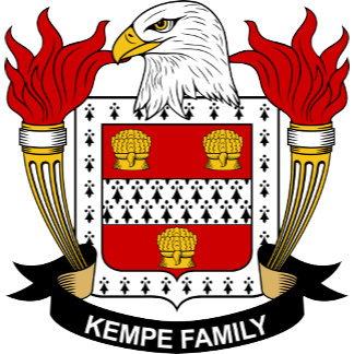 Kempe Coat of Arms