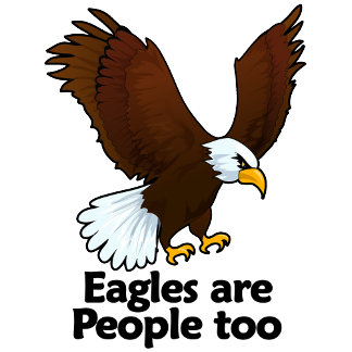 Eagles are People too