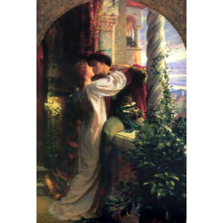 Sir Frank Dicksee: Romeo and Juliet