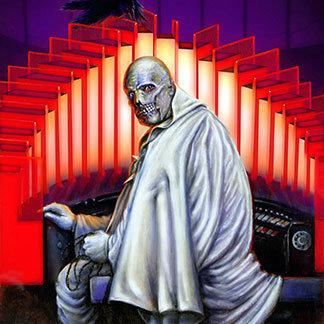 Phantom at the Organ