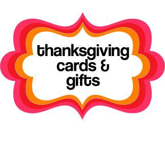 Thanksgiving Cards | Invitations | Gifts