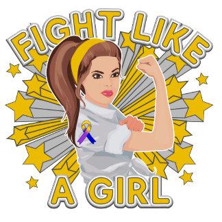 Bladder Cancer Modern Rosie Fight