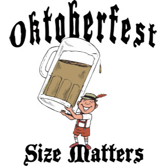 Funny Oktoberfest Drinking T-Shirt Gift Cards