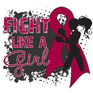 Multiple Myeloma Fight Like A Girl Grunge