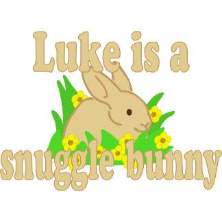 Luke is a Snuggle Bunny