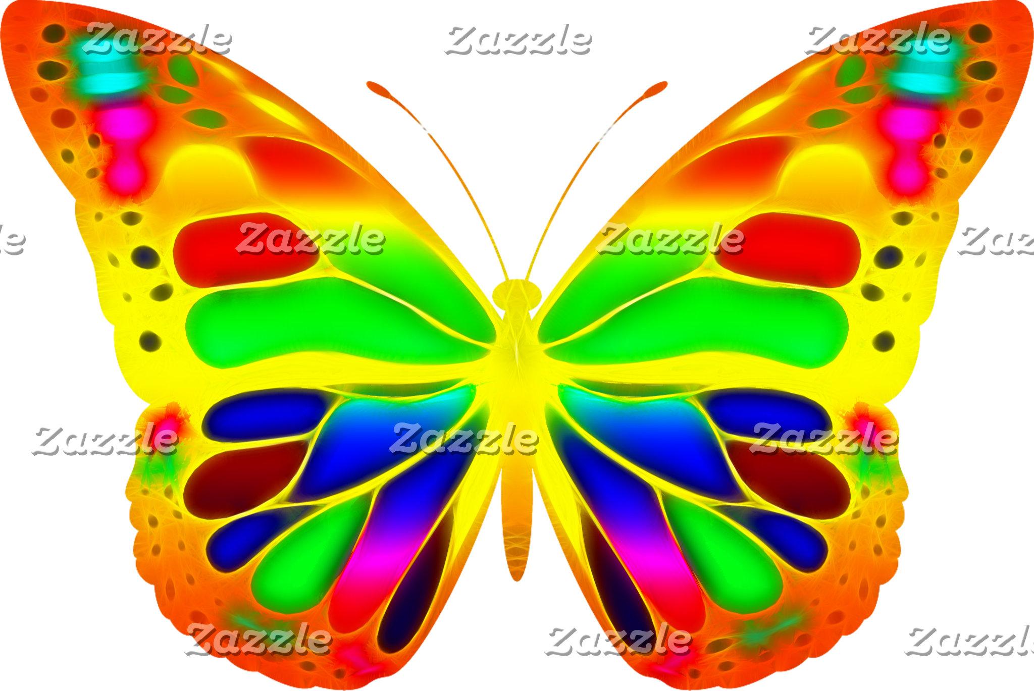 ButterflyWarrior (4 Designs)