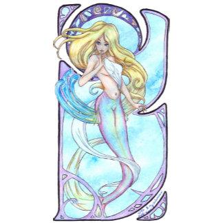 First Wave Mermaid