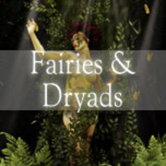 Fairie&Dryad Digital Art