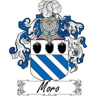 Moro Family Crest
