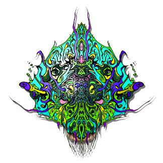 Alien Head Evil Species # 44
