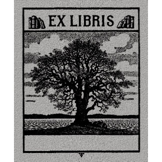 Ex Libris - Tree