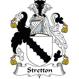 Stretton Family Crest