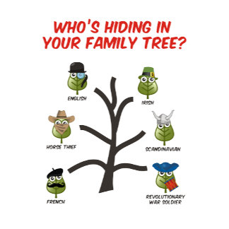 Who's Hiding In Your Family Tree?