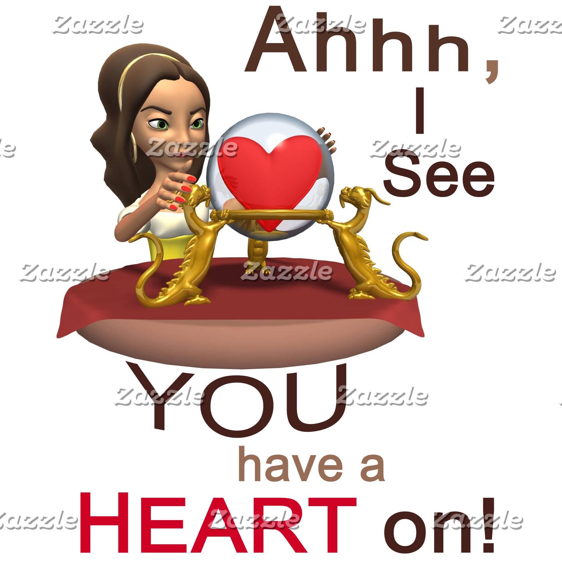 Valentines Fortune Teller