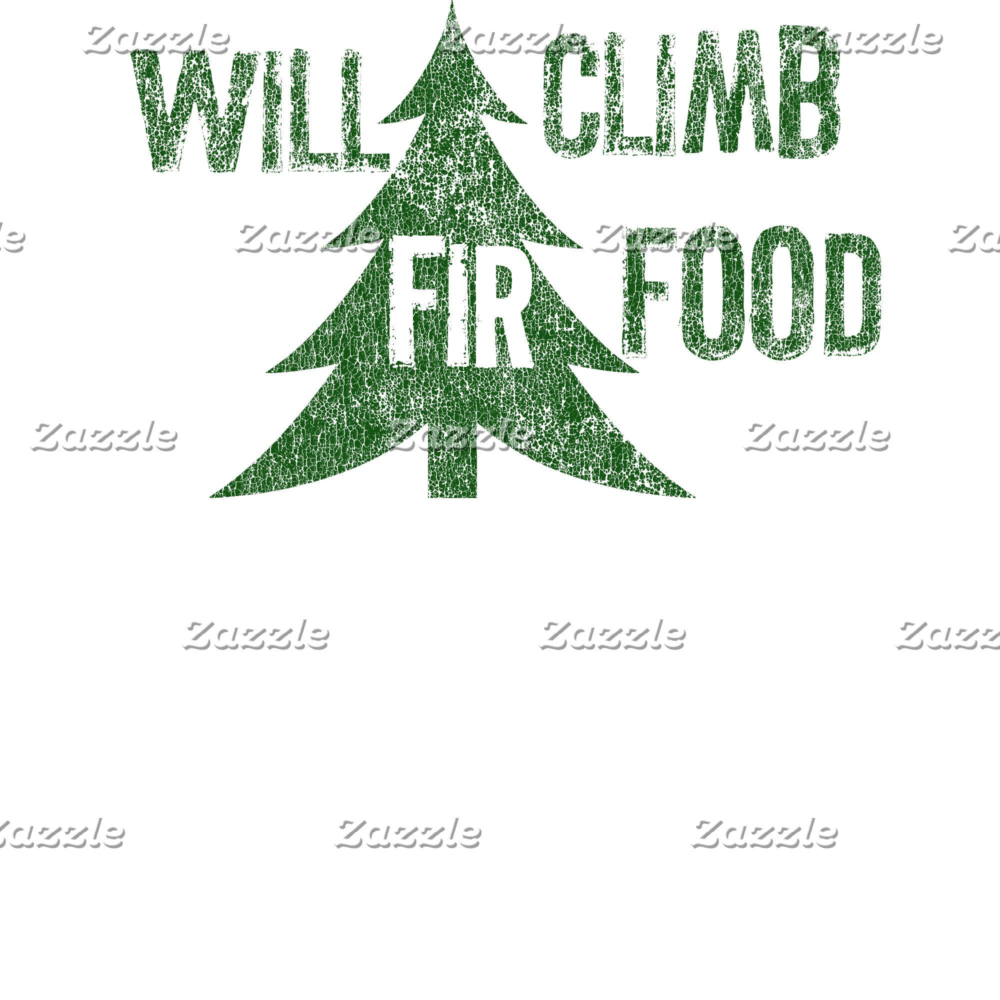 Will Climb Fir Food
