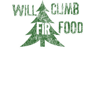 Will Climb Fir Food