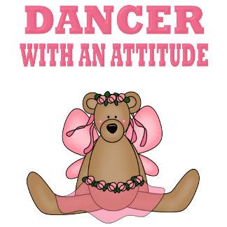 Ballet Dancer with An Attitude