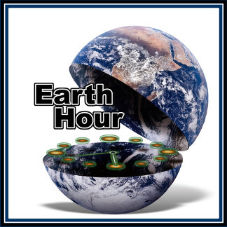 Dim the lights/Earth Hour