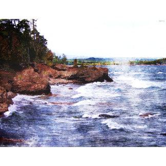 Upper Peninsula Landscape