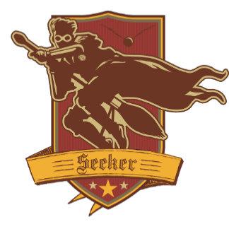 Quidditch Seeker Badge