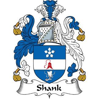 Shank Family Crest