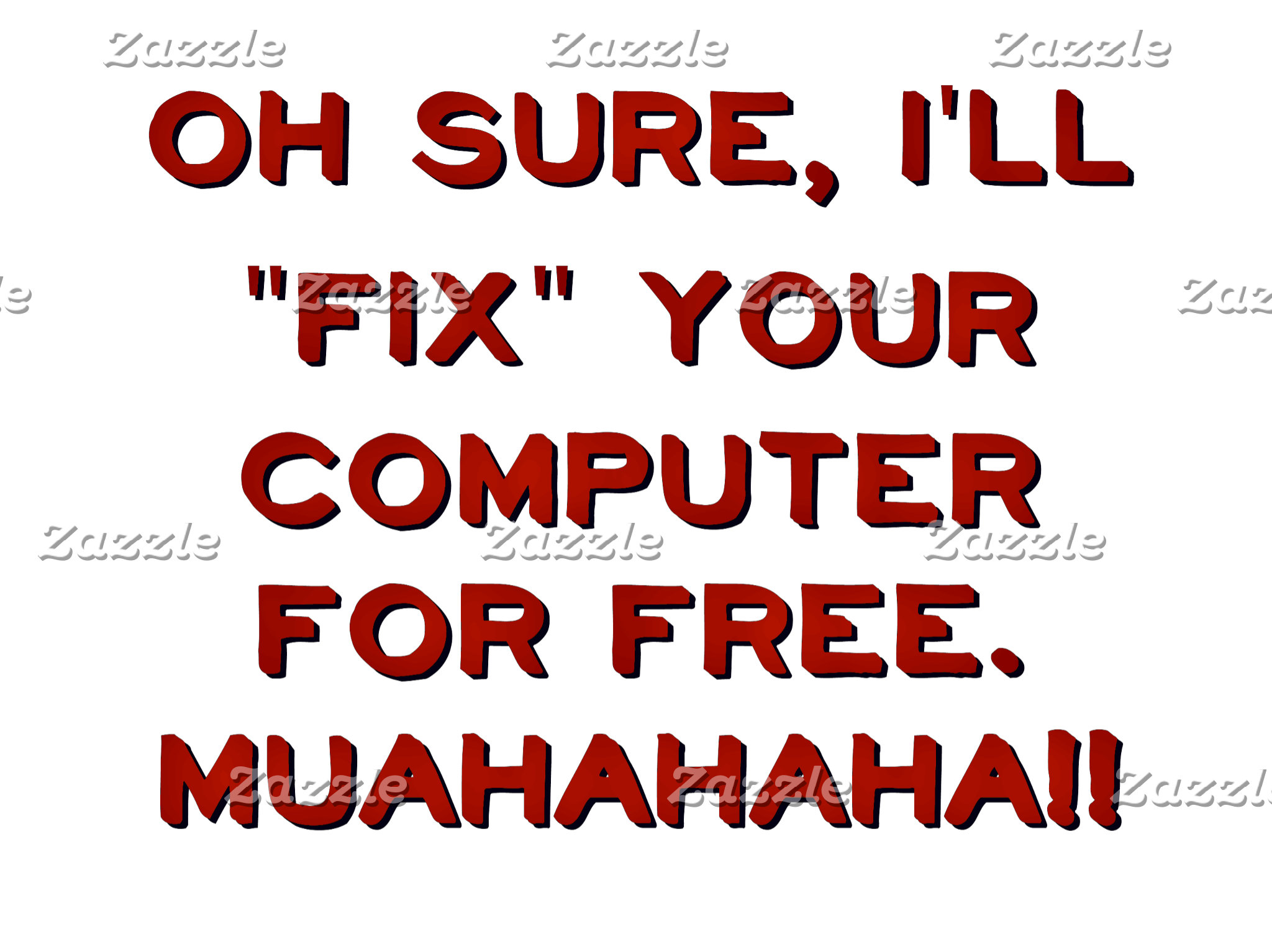 Fix Your Computer For Free?