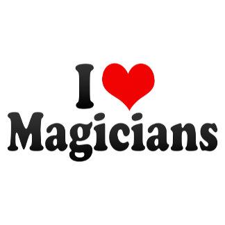 I Love Magicians