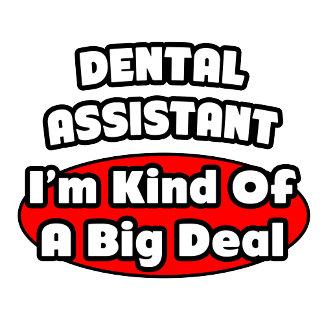Dental Assistant...Big Deal
