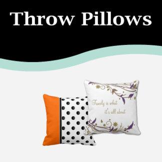 All Throw Pillows