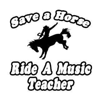 Save Horse, Ride Music Teacher