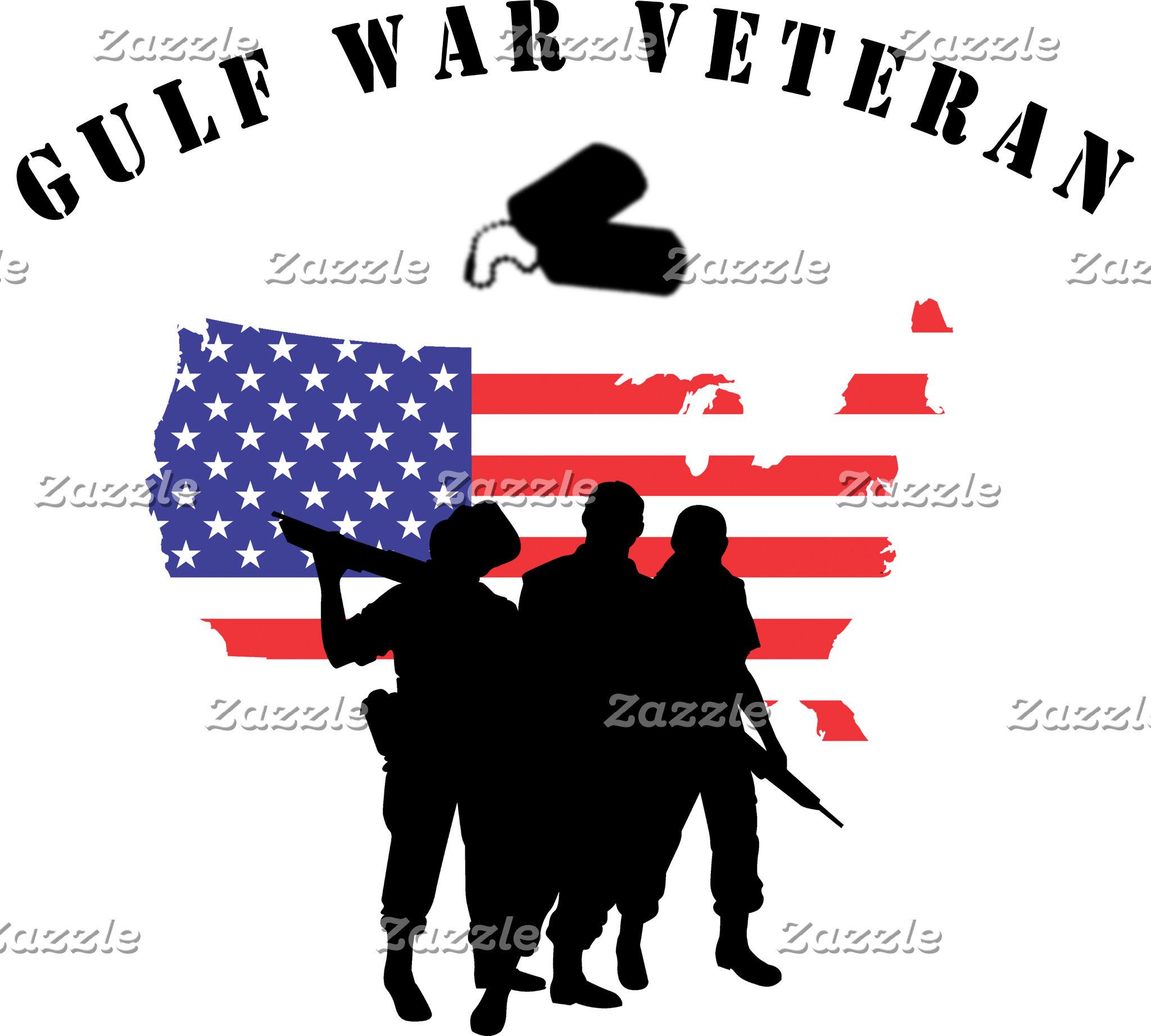 Gulf War Veteran T-Shirt Gift Cards