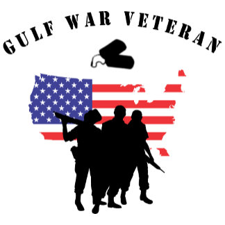 Gulf War Veteran T-Shirt Gift Cards