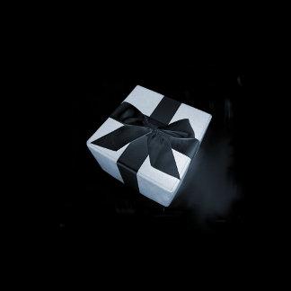 Blue Surprise Gift