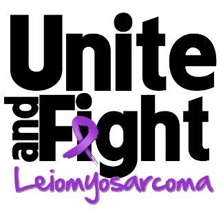 Unite and Fight Leiomyosarcoma