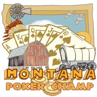Montana Poker Champion