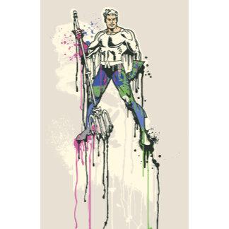 Aquaman - Twisted Innocence Color