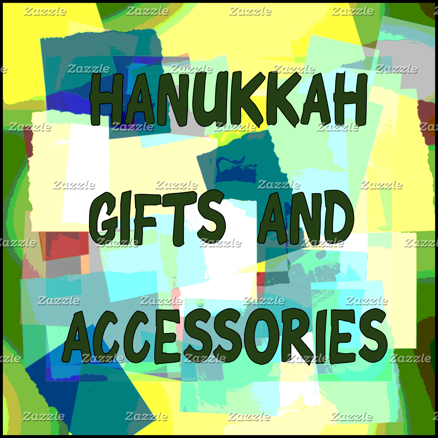 HANUKKAH CARDS AND ACCESSORIES