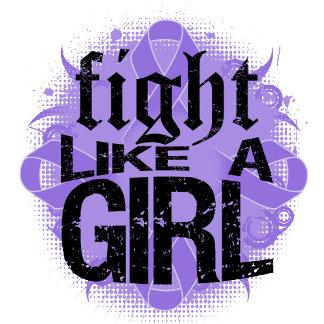Hodgkin's Lymphoma Fight Like A Girl Rock Ed.