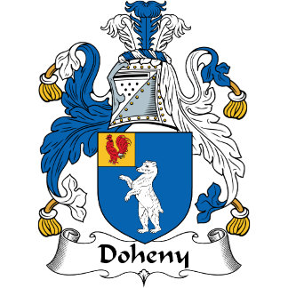 Doheny Coat of Arms