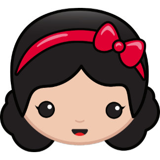 Snow White Emoji